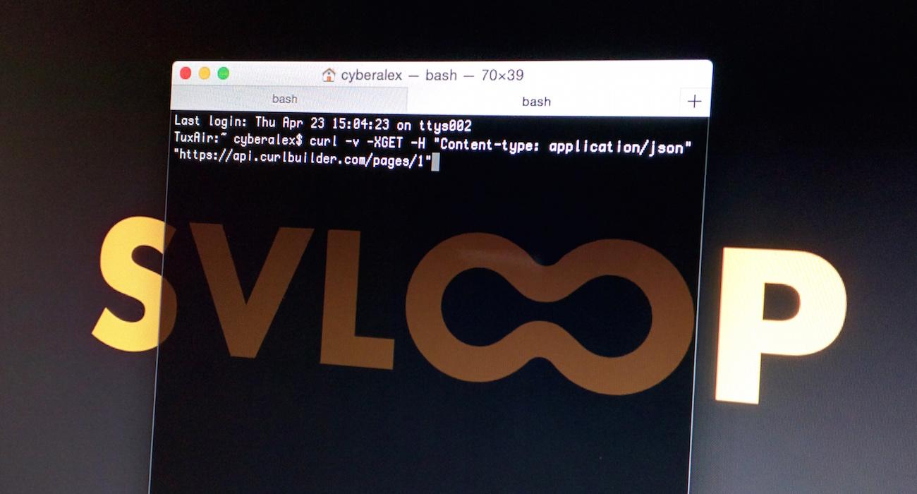 Online curl command line builder
